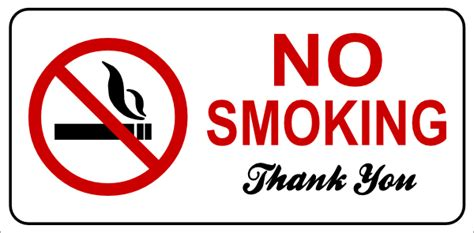 no smoking sign large no smoking clip art at clker com vector clip art online