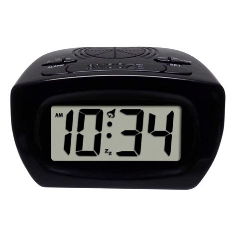 Digital Alarm Clock clockway plr loud digital alarm clock plr6576