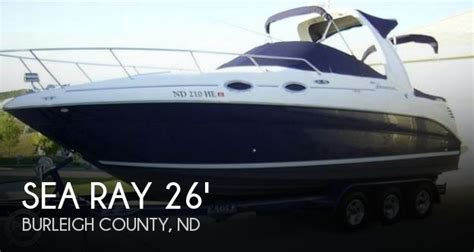 used outboard motors north dakota for sale used 2004 sea ray 260 sundancer in bismarck