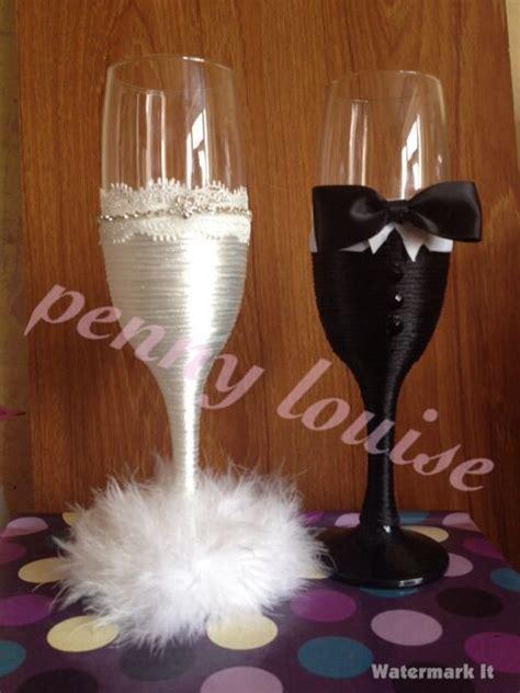 Wedding Glasses 17 17 best images about d i y wedding glasses on