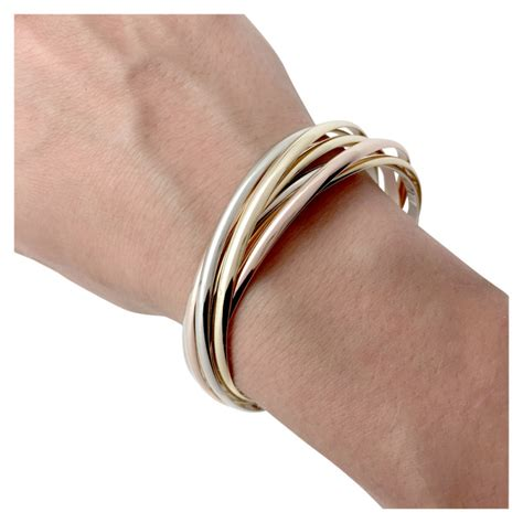 three colors 750 000 three colors of gold vintage cartier quot