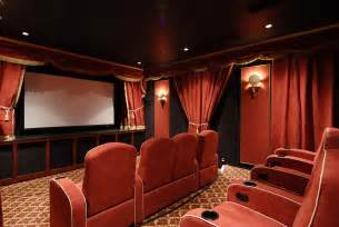 Home Theater Decorating Ideas by Compact Monitor System Domestic Audio Visual