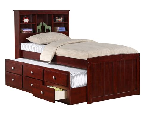 captains bed twin stylish twin captains bed with storage interior exterior