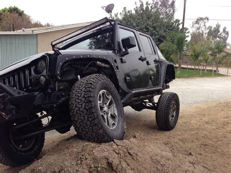 Jeeps For Sale In Ta Bfgoodrich All Terrain Ta Ko2 Tires Mounted On Jk Jeep