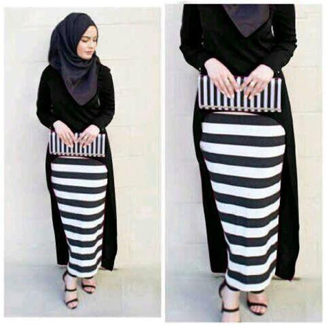 Setelan Lo Wanita Spandek Abu baju muslim setelan 3in1 model terbaru murah