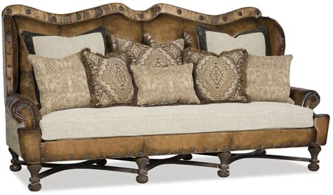 Western Style Sofas by Stunning High Back Western Style Sofa