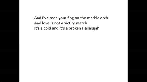 halleluja testo hallelujah pentatonix lyrics