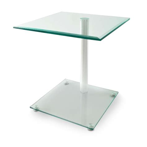 glass side tables for bedroom sidetable modern coffee table bedside table glass luxury