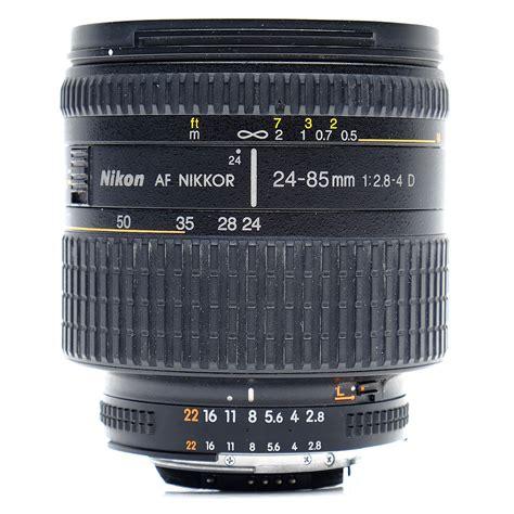 Lens Af 24 Mm F 2 8 D nikon af 24 85mm f2 8 4 0 d lens ebay