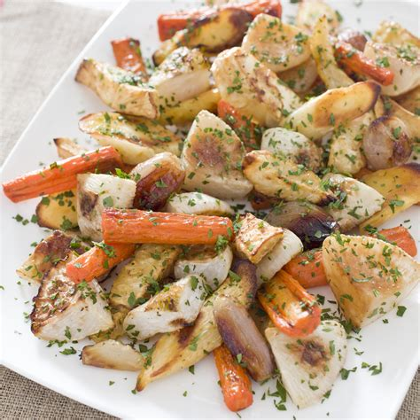 how to cook root vegetables roasted root vegetables