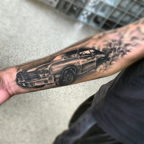automotive tattoos 50 best free car designs and ideas