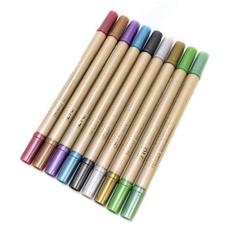 Metallic Marker Pen zig memory system calligraphy marker pen metallic