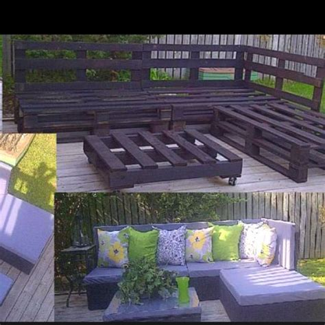 turn couch into outdoor furniture turn wooden pallets into patio furniture furniture