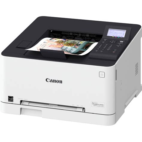 laser printer color canon imageclass lbp612cdw color laser printer 1477c004aa b h