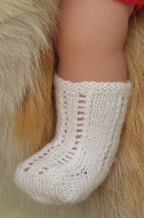 knitting pattern doll socks doll knitting patterns so beautiful
