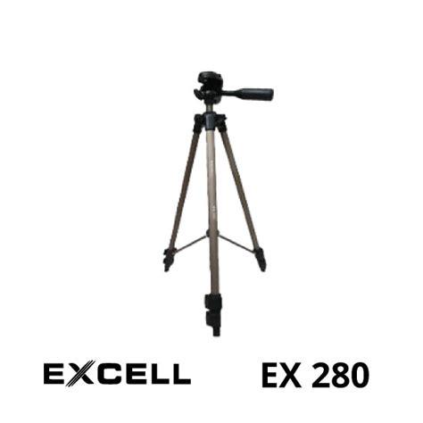 Excell Ex 280 Excell Tripod Ex 280 excell ex 280 tripod harga dan spesifikasi