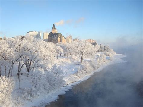 saskatoon in winter even when it s cold it s still
