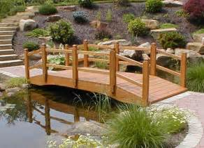 backyard bridge designs 15 whimsical wooden garden bridges home design lover