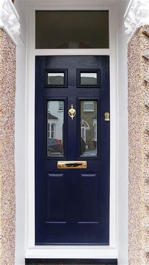 navy blue door composite doors replacement composite doors enfield