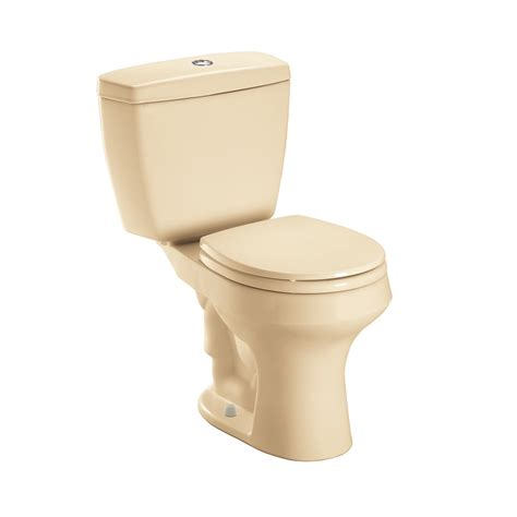 toilette beige toto the rowan collection two toilet with dual max