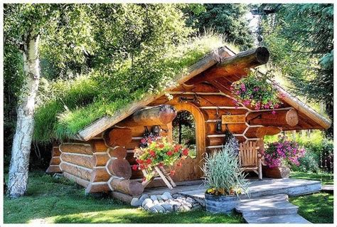 Enchanted Cottage by Enchanted Cottage Tiny Abodes