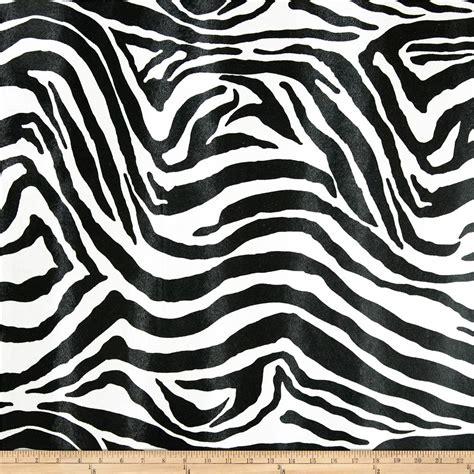 zebra pattern upholstery fabric faux leather zebra black white discount designer fabric