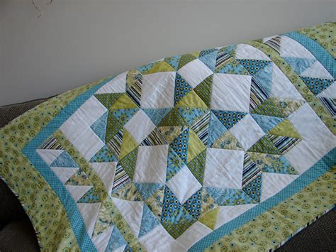 Handmade Quilts Etsy - new charmed handmade quilt by onequiltlady on etsy