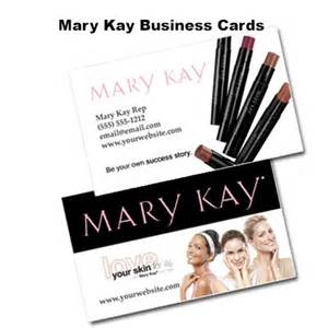 Mary Kay Business Card Template Mary Kay Business Cards Mary Kay Business Card Templates