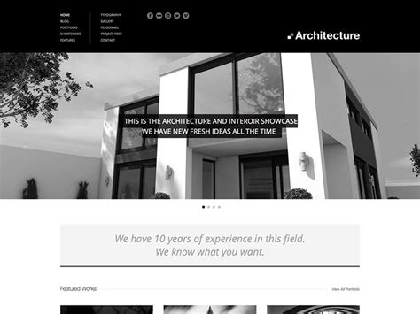theme wordpress architecture 11 best wordpress themes for architects and architecture