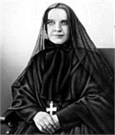 biography mother cabrini religious life