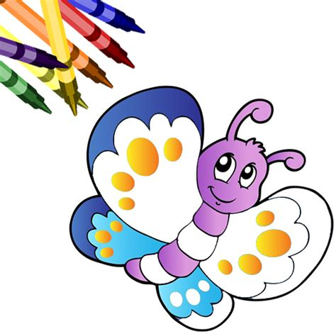 Kids Coloring Book Iphone Ipad And Ipod App Kid Coloring Apps