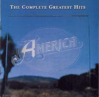 The Greatest American Wiki The Complete Greatest Hits America Album