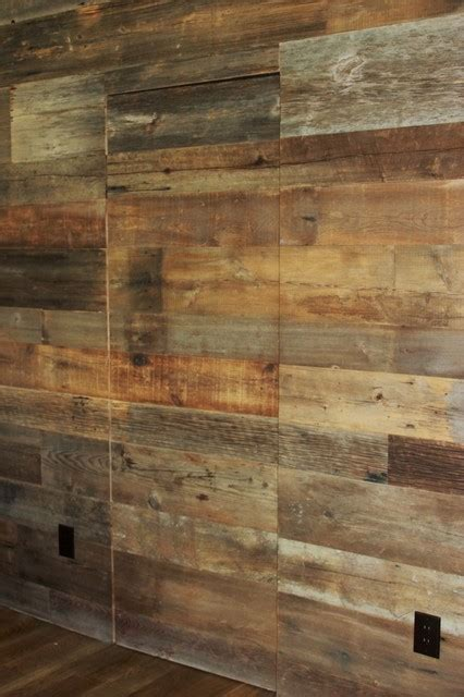 Decorative Ceiling Tiles Home Depot reclaimed barn wood walls contemporary dallas by
