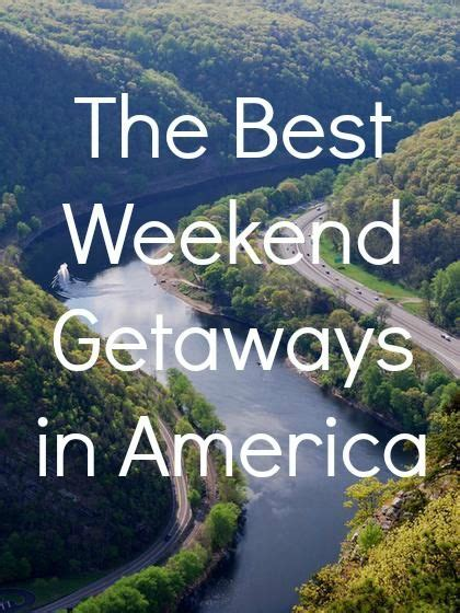 how to enjoy the best weekend getaways in ohio for couples the best weekend getaways in america the vivant the