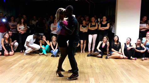 curtis et cherazad demo kizomba aaliyah rock the boat - Rock The Boat And The Weekend Remix