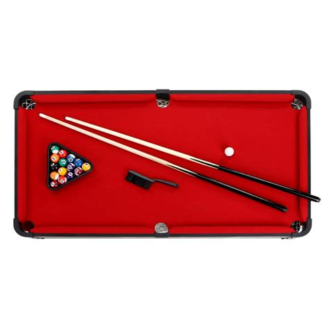 table top for pool table striker 40 inch table top pool table