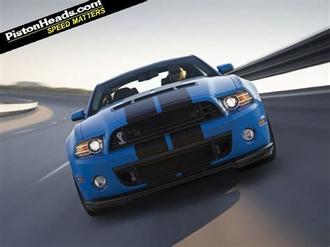 Gt500 200 Mph by Meet The 200mph Ford Mustang Shelby Gt500 Pistonheads