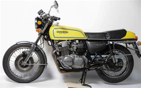 Honda Motorrad 750 by Honda Cb 750 Four 1969 1978 Das Jahrhundert Motorrad