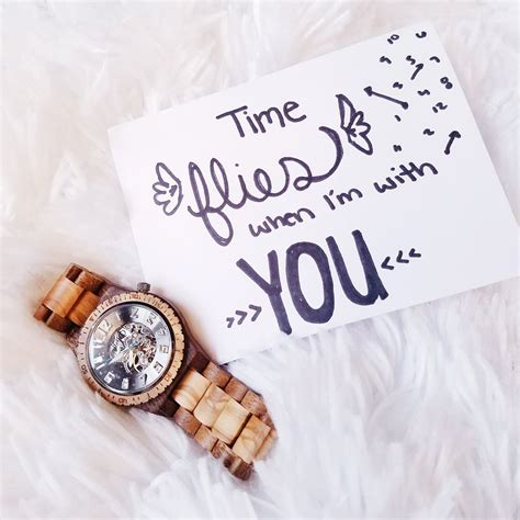 a timeless gift wooden watch boyfriends and gift