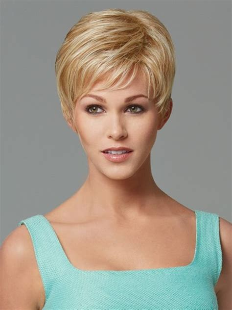 styles for thin hair for women in midlife 100 best short haircuts for round faces and thin hair
