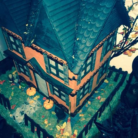 light up haunted house decoration 1000 images about halloween decorations and crafts on