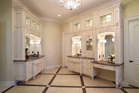 ensuite master bath mullet cabinet opulent ensuite master bath