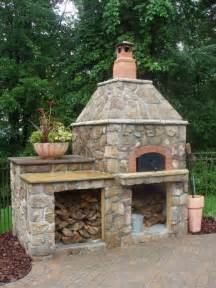 Backyard Pizza Oven Kits Outdoor Hip Roof Wood Fired Pizza Ovens Mediterranean