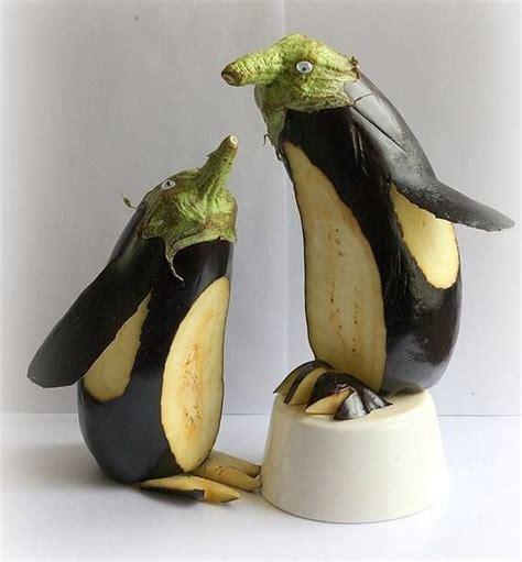 creative animals   fruits  vegetables