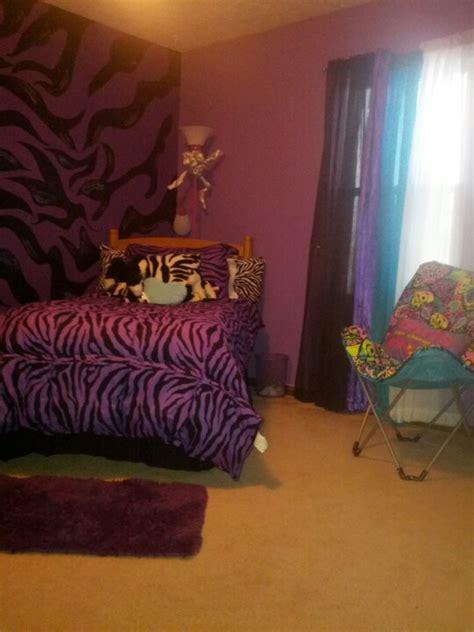 Purple Zebra Room Emerson Room Ideas Pinterest Room Purple And Zebra Bedroom Ideas