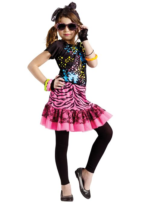 80s theme party costumes 80s pop party kids costume ebay