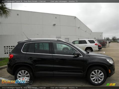 volkswagen tiguan black interior 2011 volkswagen tiguan black 200 interior and exterior