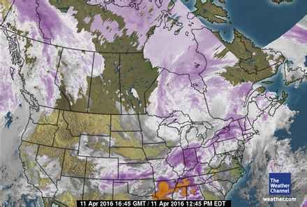 western canada weather map yahoo weather canada weather forecasts maps news