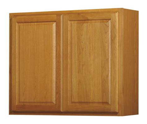 36 tall kitchen wall cabinets value choice 36 quot huron oak standard height wall at
