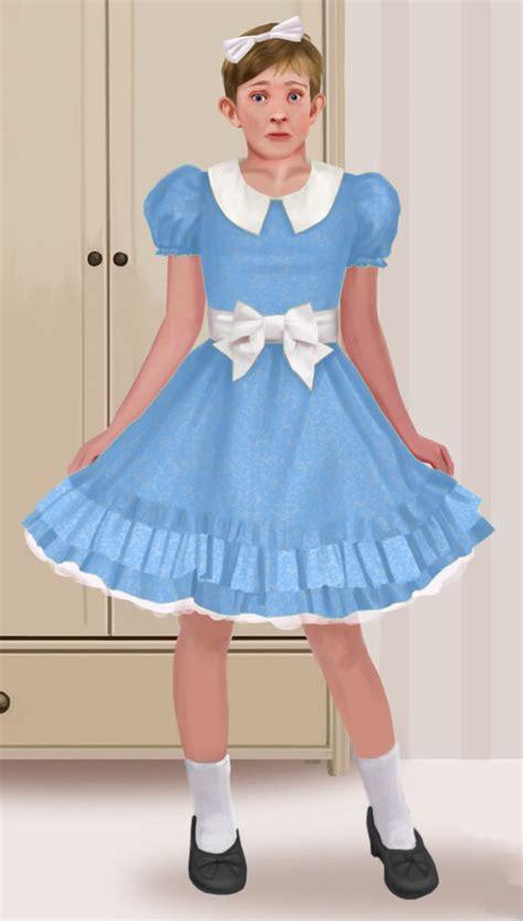 boy wear dress petticoat story boys wearing dresses petticoat stories boys wearing